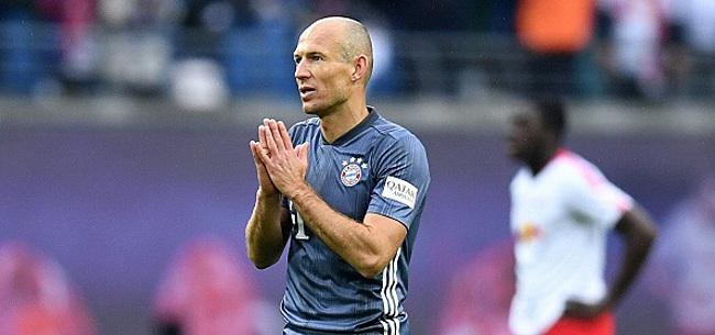 Foto: Le message confus de Robben sur son avenir