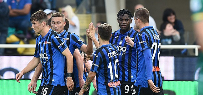 Foto: Serie A: l'Atalanta de Timothy Castagne se balade, la Roma accrochée