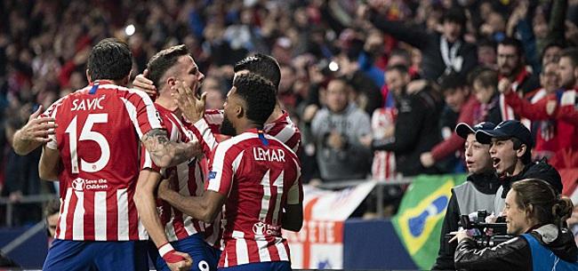Foto: Liga - L'Atlético s'impose sans Yannick Carrasco