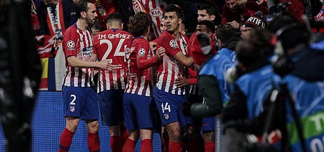 Foto:  180 millions vont tomber sur les comptes de l'Atletico Madrid