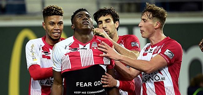 Foto: Mouscron gagne à Gand : Anderlecht réintègre le top 6 !