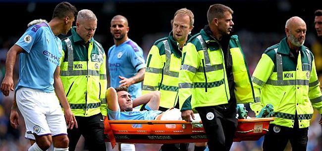 Foto: Un défenseur de City se blesse pour un mois et manquera le retour face au Real