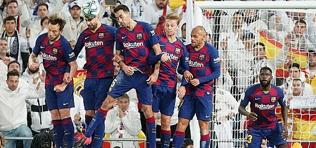 Foto: Un match spécial pour un Barcelonais: