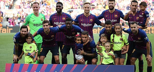 Foto: Rien ne va plus à Barcelone: le club obligé d'emprunter 140 millions