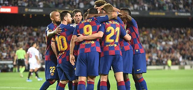 Foto: Barcelone double le Real: il est le club le plus riche du monde