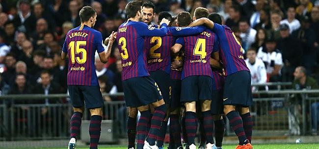 Foto: Barcelone a trouvé un accord avec Séville: un international s'en va