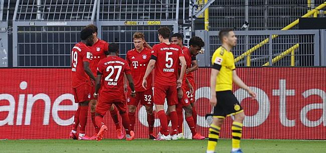 Foto: Bundesliga - Le Bayern s'impose à Dortmund et prend le large