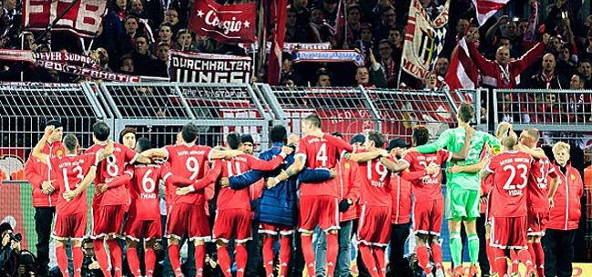Foto: Le Bayern lorgne vers un Diable Rouge!