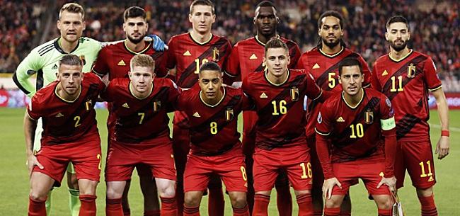 Foto: La RTBF dévoile la liste des 23 qu'elle aurait voulu voir à l'Euro 2020