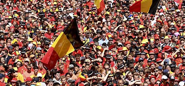 Foto: La colère des Belgians fans : « On nous retire notre identité »