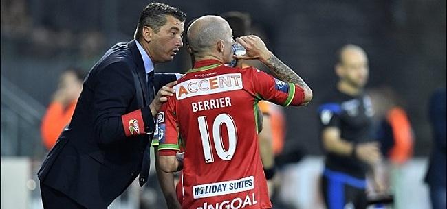 Foto: Problèmes cardiaques pour Franck Berrier: stop!