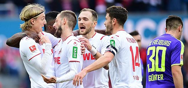 Foto: Bundesliga: Bornauw et Cologne arrachent un nul inespéré