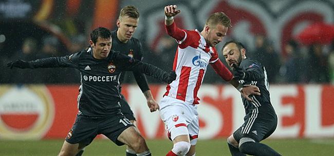 Foto: Un premier résultat est tombé en Europa League