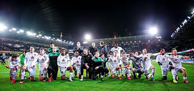 Foto: Le Cercle de Bruges propose une D1A à 18 clubs