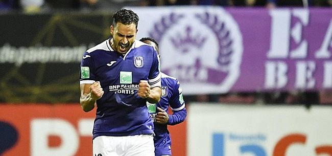 Foto: Nacer Chadli quittera probablement Anderlecht