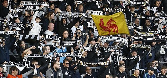 Foto: U21 - Le Sporting de Charleroi accède aux demi-finales de la Coupe