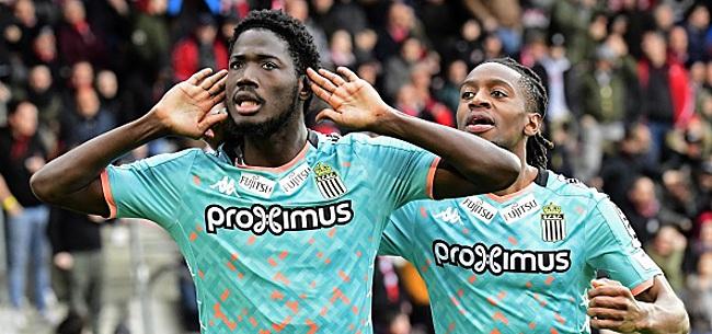 Foto: OFFICIEL: Charleroi sera en Playoffs I