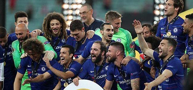 Foto: Chelsea veut lui offrir le numéro 10 de Hazard pour le convaincre