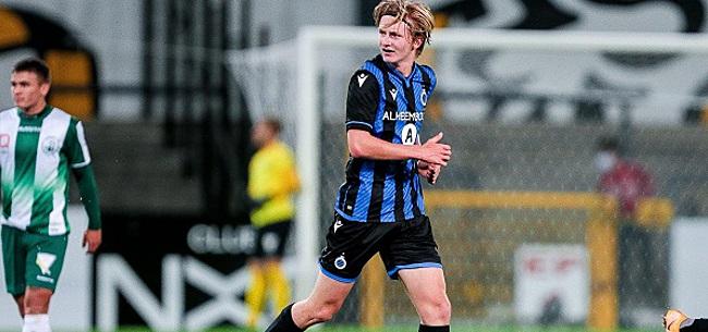 Foto: Bruges prolonge les contrats de deux joueurs