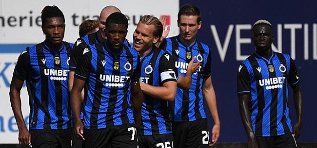 Foto: Il a refusé de rejoindre le Club de Bruges: