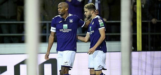 Foto: Anderlecht a choisi son premier attaquant