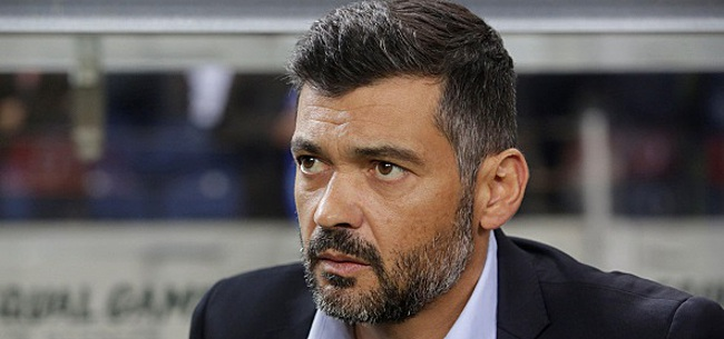 Foto: Un club portugais engage... Sérgio Conceicao Jr