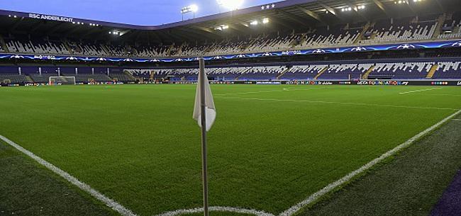Foto: Anderlecht et le Club Bruges sur un mauvais terrain: sanctions en vue