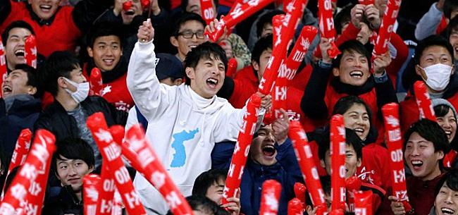 Foto: Les deux Corées se neutralisent dans un choc historique à huis clos