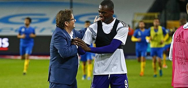 Foto: Anderlecht est prudent avec Dimata: il y a de quoi!