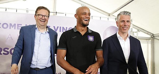 Foto: Anderlecht devrait officialiser son départ très prochainement
