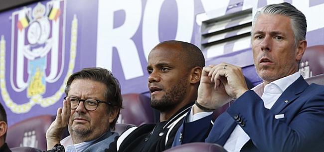 Foto: Jan Mulder craque le top transfert d'Anderlecht: