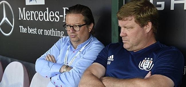 Foto: Van der Elst pas tendre sur la relation Coucke-Vanhaezebrouck
