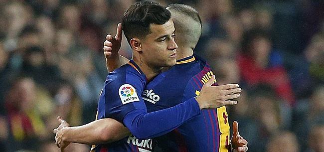 Foto: Coutinho sur le départ? Le FC Barcelone fixe son prix