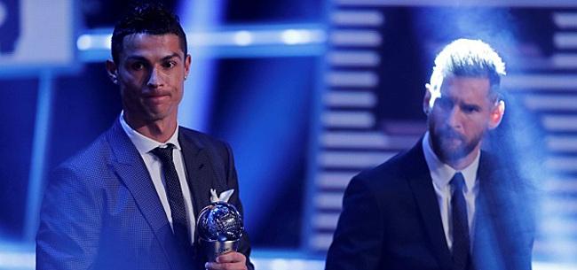 Foto: LIonel Messi refuse l'invitation de Cristiano Ronaldo