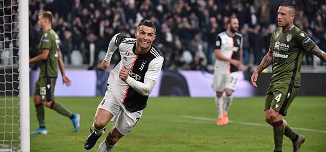 Foto: Comment, en humiliant Nainggolan, Ronaldo est entré dans la légende