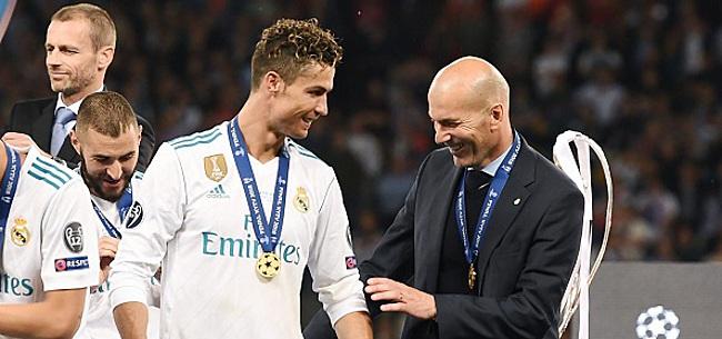 Foto: Cristiano Ronaldo et Zinedine Zidane à Marseille?