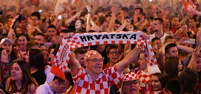 Foto: La Croatie fait tomber l'Angleterre et rentre doublement dans l'histoire
