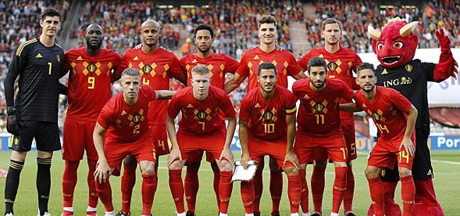 Foto: Les Diables rouges devront se méfier d'un Anderlechtois