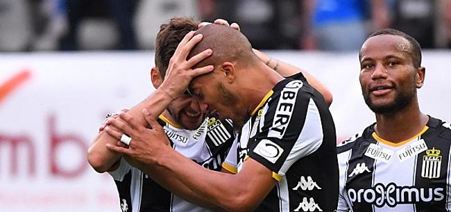 Foto: Charleroi lève l'option sur deux joueurs