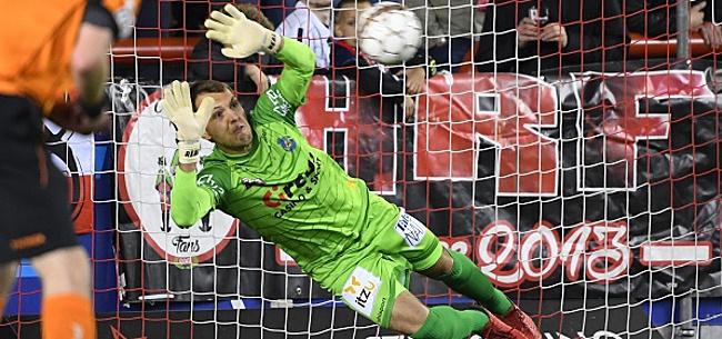 Foto: Anderlecht : 1, 2, 3... Kompany a défini la hiérarchie des gardiens
