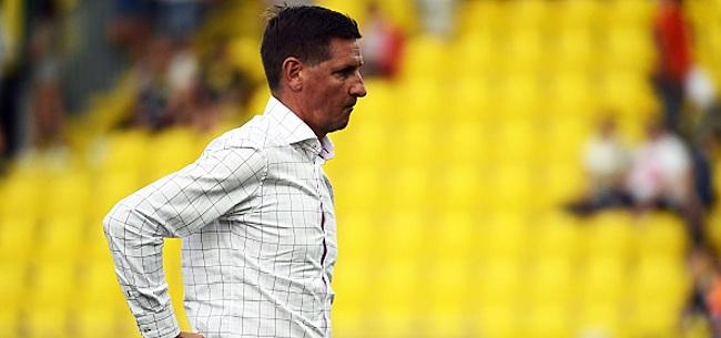 Foto: OFFICIEL - Lokeren tient son nouveau coach