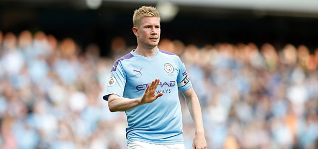 Foto: Premier League: De Bruyne encense son rival