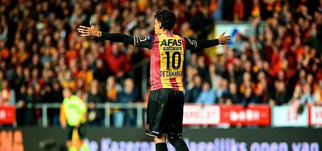 Foto: Malines privé d'Igor De Camargo pour son match le plus important de l'année