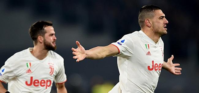Foto: L'action de la Juventus gagne 11,7 %