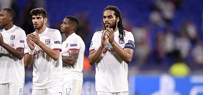 Foto: Mauvaise nouvelle pour Denayer mais aussi pour Lyon