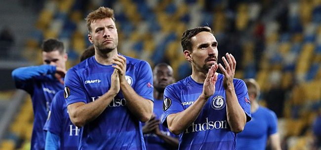 Foto: De Witte révèle le montant exact du transfert de Sven Kums
