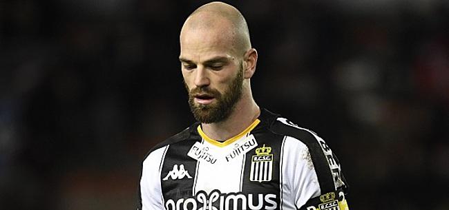 Foto: Dessoleil n'exclut pas un départ de Charleroi: