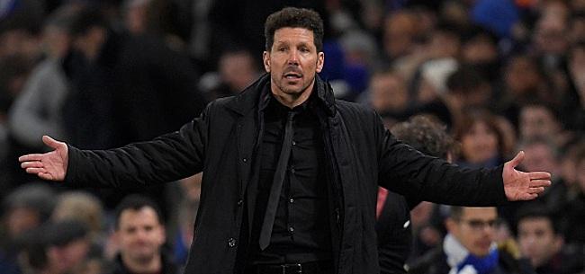 Foto: Diego Simeone donne son sentiment sur la finale de l'Europa League
