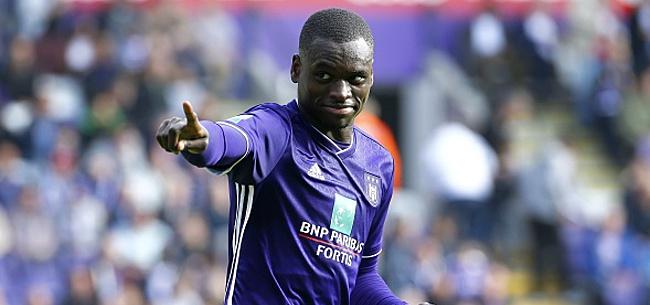 Foto: Voilà pourquoi Dimata a signé à Anderlecht
