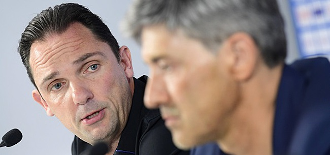 Foto: Le Standard veut un joueur de Genk, Mazzu refuse